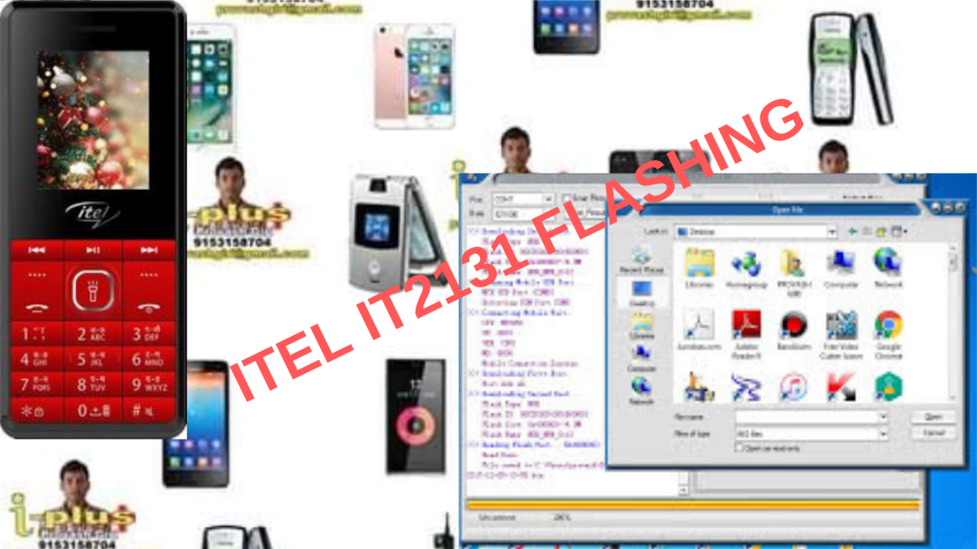 itei it2131 flashing - GSM FORUM TECH
